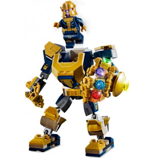 Конструктор LEGO Super Heroes Робокостюм Таноса (76141)купити