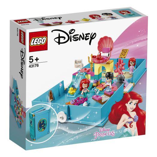 Конструктор LEGO Disney Princess Книга пригод Аріель (43176)в Україні