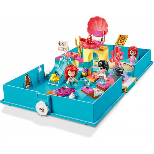 Конструктор LEGO Disney Princess Книга пригод Аріель (43176)замовити