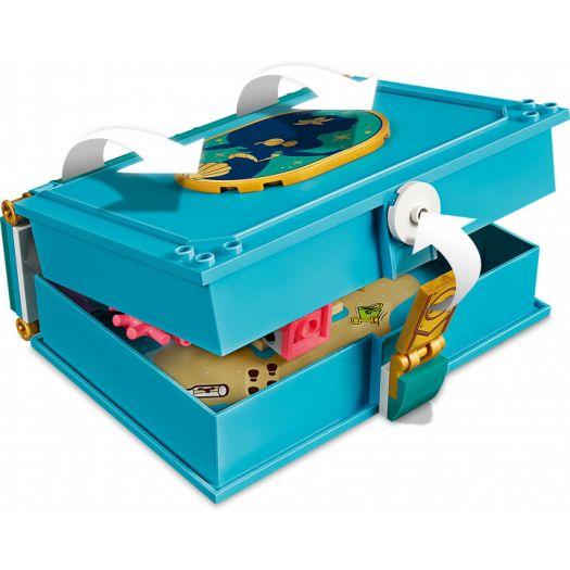 Конструктор LEGO Disney Princess Книга пригод Аріель (43176)купити
