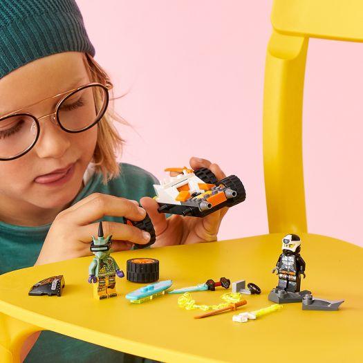 Конструктор LEGO Ninjago  Швидкісний автомобіль Коула (71706)в Україні