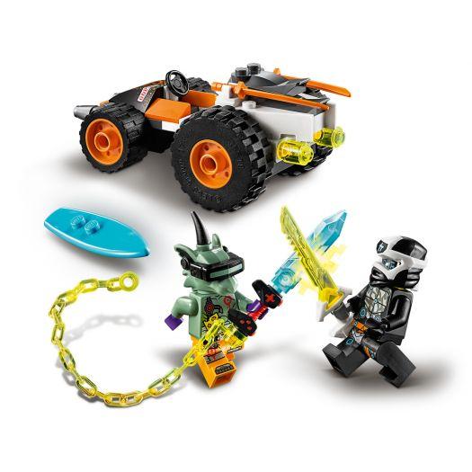 Конструктор LEGO Ninjago  Швидкісний автомобіль Коула (71706)замовити