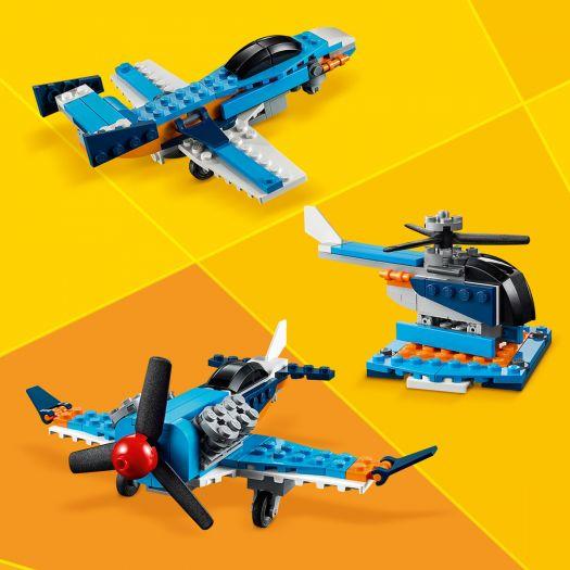 Конструктор LEGO Creator Гвинтовий літак (31099)в Україні