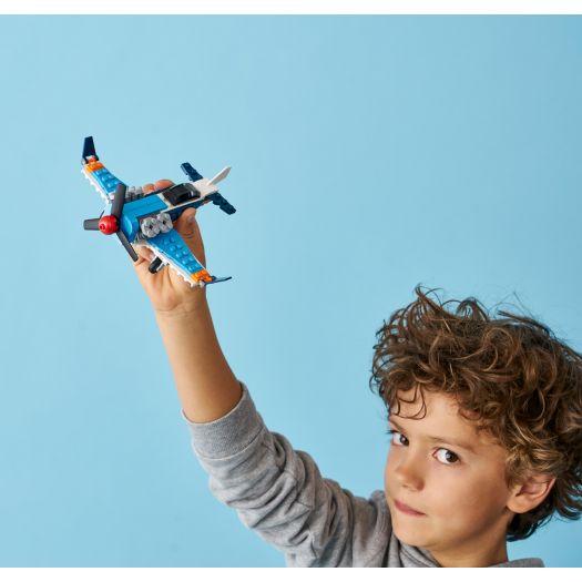 Конструктор LEGO Creator Гвинтовий літак (31099)купити
