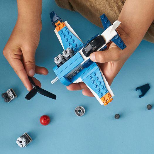 Конструктор LEGO Creator Гвинтовий літак (31099)замовити