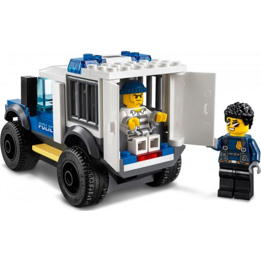 Конструктор LEGO City Поліцейська дільниця (60246)в Україні