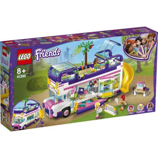 Конструктор LEGO Friends Автобус для друзів (41395)купити