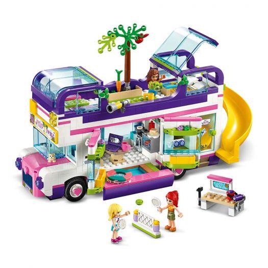 Конструктор LEGO Friends Автобус для друзів (41395)замовити