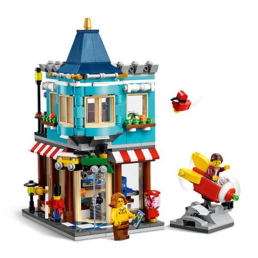 Конструктор LEGO Creator Міська крамниця іграшок (31105)замовити