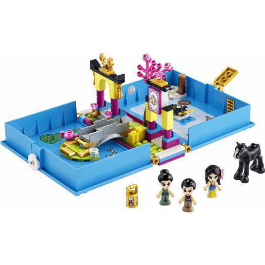 Конструктор LEGO Disney Princess Книга пригод Мулан (43174)в Україні
