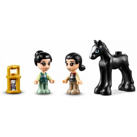 Конструктор LEGO Disney Princess Книга пригод Мулан (43174)замовити
