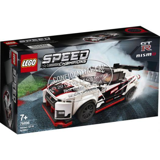 Конструктор LEGO Speed Champions Nissan GT-R NISMO (76896)замовити