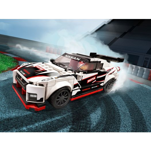 Конструктор LEGO Speed Champions Nissan GT-R NISMO (76896)в Україні