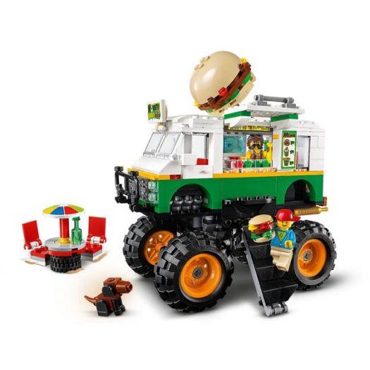 Конструктор LEGO Creator Вантажівка Монстрбургер (31104)замовити