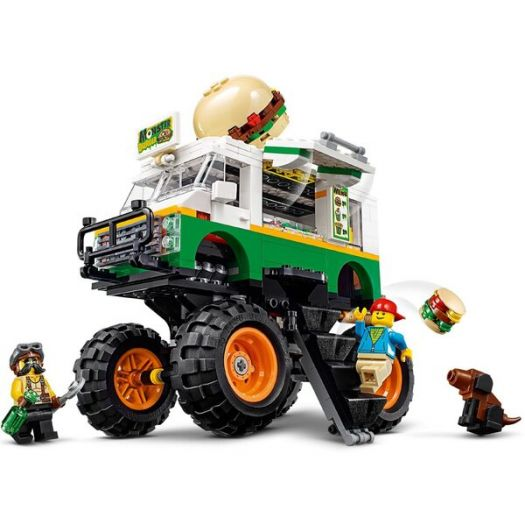 Конструктор LEGO Creator Вантажівка Монстрбургер (31104)купити