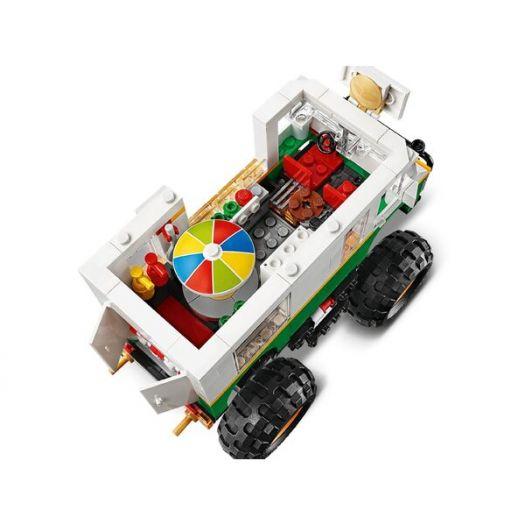 Конструктор LEGO Creator Вантажівка Монстрбургер (31104)в Україні