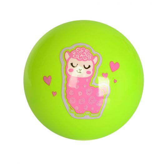 М'яч дитячий, лама в асорт. (MS 2637)купити