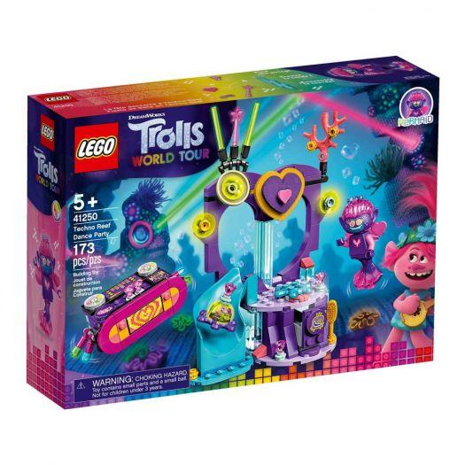 Конструктор LEGO Trolls Танцювальна техно-вечірка на рифі (41250)замовити