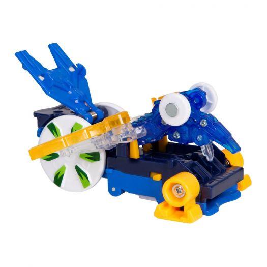 Машинка-трансформер SCREECHERS WILD! S2 L1 - ШЕДОУ ВІНД (EU684101)замовити