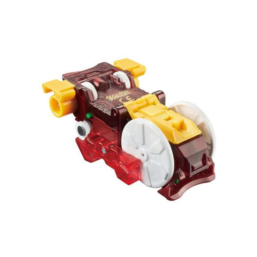 Машинка-трансформер SCREECHERS WILD! S2 L1 - ЕНДЛЕС ФАЙЕР (EU684102)купити
