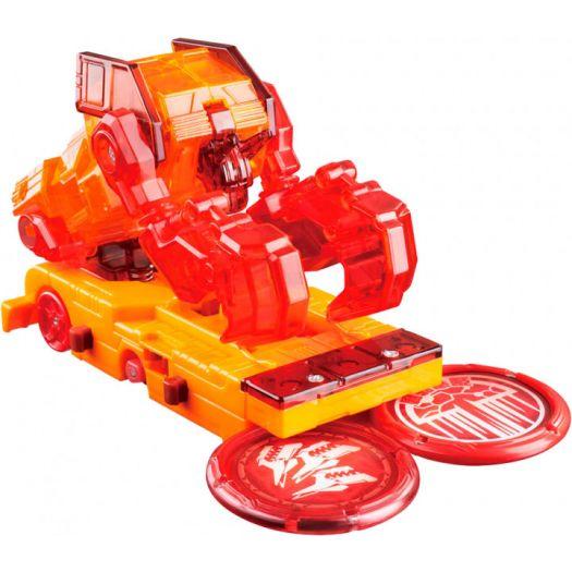 Машинка-трансформер SCREECHERS WILD! S2 L1 - ФРАКЧЕР (EU684203)купити
