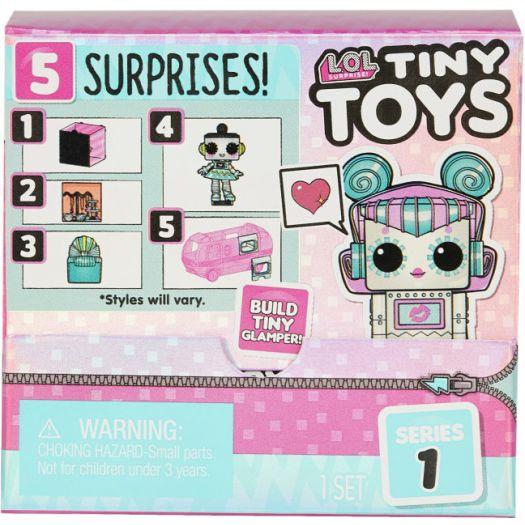 Ігровий набір LOL SURPRISE! Tiny Toys -  Крихітки в асорт. (565796)замовити