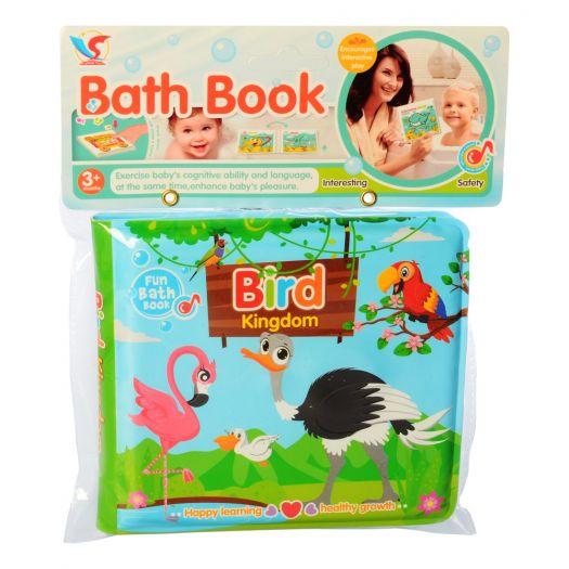 Книжка для купання Bath Book Пташки (A527)в Україні