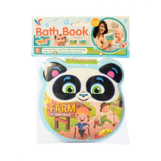 Книжка для купання Bath Book Ферма (A544)купити