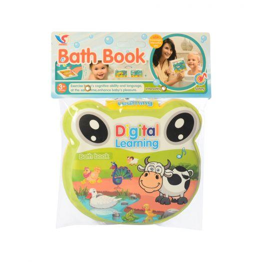 Книжка для купання Bath Book Тварини (A546)в Україні