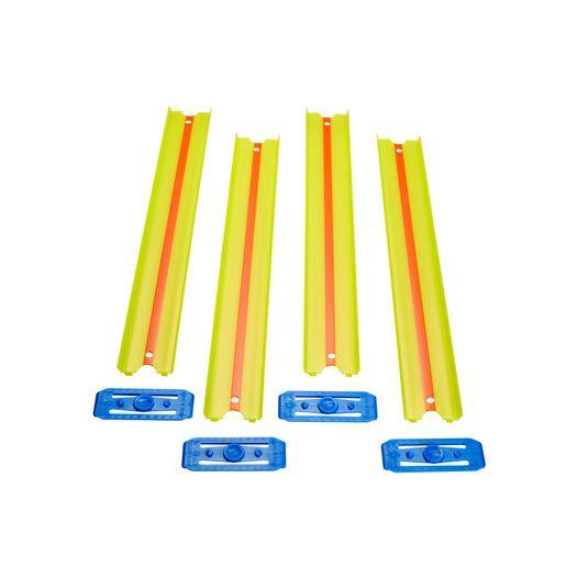 Набір із 4 доріжок для треку Hot Wheels в асортименті (GLD47)замовити