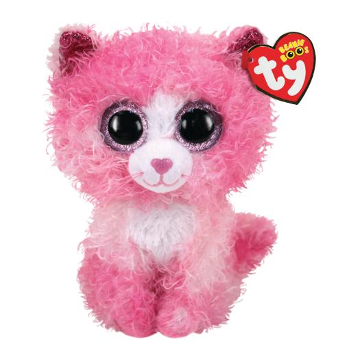 М'яка іграшка TY Beanie Boo's Рожеве кошеня