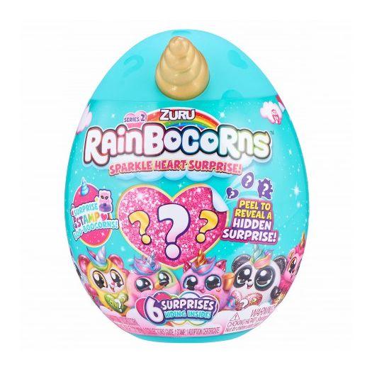 М'яка іграшка-сюрприз Rainbocorn-D Sparkle Heart Surprise 2 (9214D)замовити