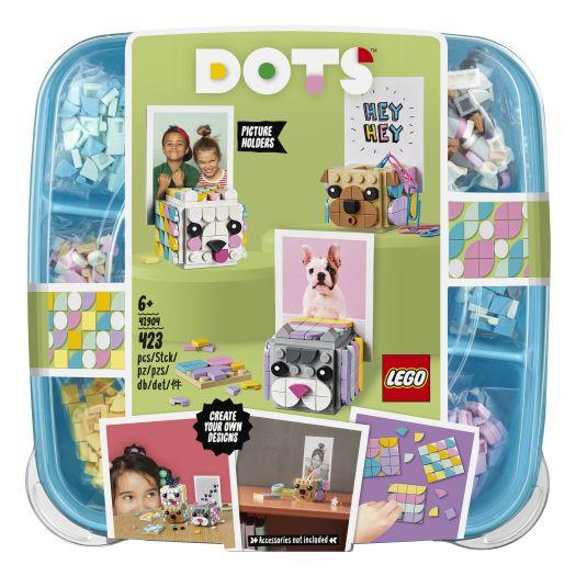 Конструктор LEGO Dots Підставка для фото Звірята (41904)замовити