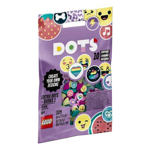 Конструктор LEGO Dots S1 Додаткові елементи (41908)купити
