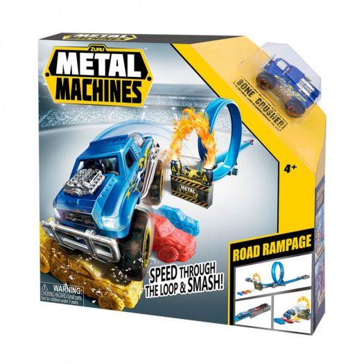 Ігровий набір Metal Machines Road Rampage (6701)купити