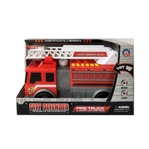 Пожежна машина MQ Toys (MQ820) замовити