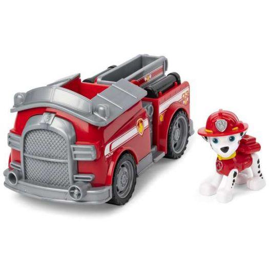 Рятувальний автомобіль Spin Master Paw Patrol Щенячий патруль з водієм Маршал (SM16775/9917)замовити