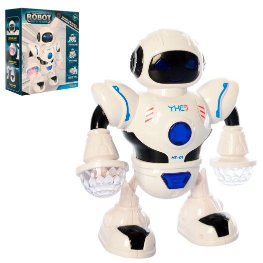 Робот Warrior Robot танцюючий на батарейках (HT-01)в Україні