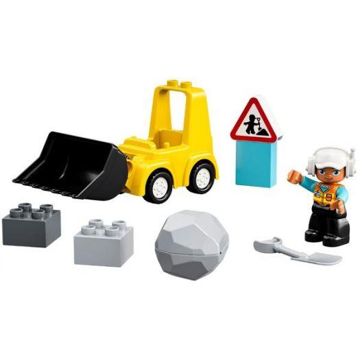 Конструктор LEGO Duplo Бульдозер (10930)в Україні