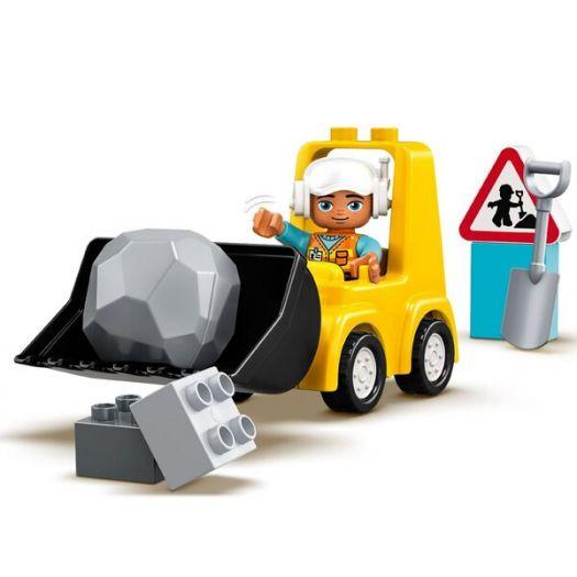 Конструктор LEGO Duplo Бульдозер (10930)купити