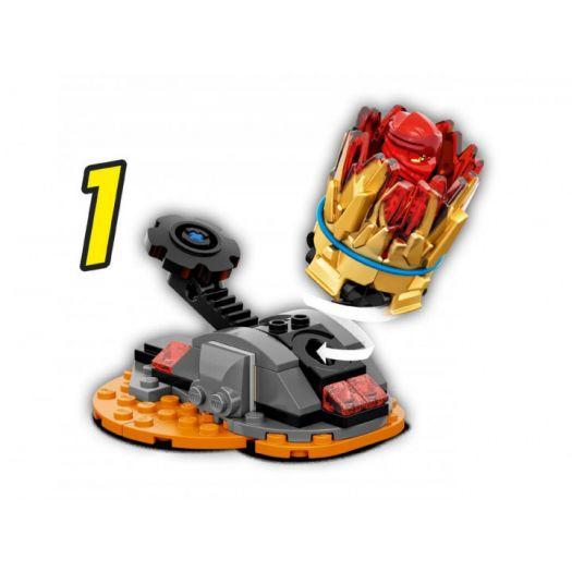 Конструктор LEGO Ninjago Турбо спін-джитсу Кай (70686)замовити