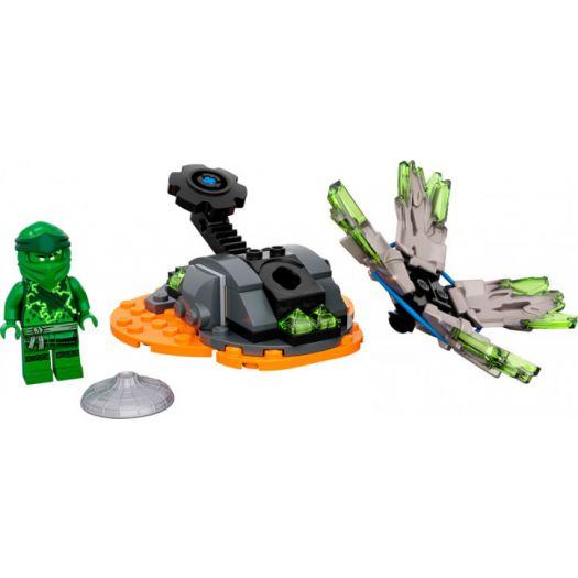 Конструктор LEGO Ninjago Турбо спін-джитсу Ллойд (70687)замовити