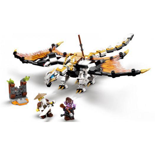 Конструктор LEGO Ninjago Бойовий дракон Ву (71718)в Україні