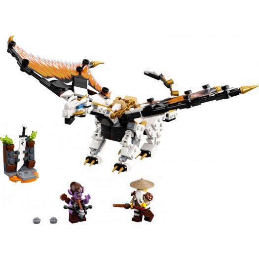 Конструктор LEGO Ninjago Бойовий дракон Ву (71718)купити