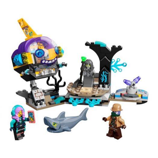 Конструктор LEGO Hidden Side Підводний човен Джей-Бі (70433)купити