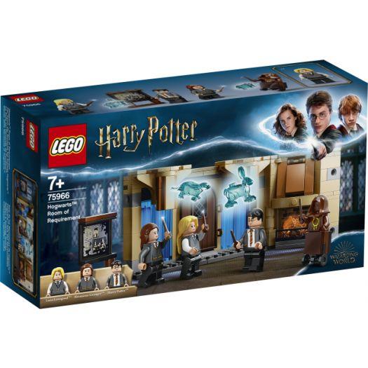 Конструктор LEGO Harry Potter Кімната на вимогу в Гоґвортсі (75966)купити