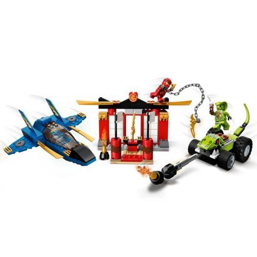 Конструктор LEGO Ninjago Битва штурмовиків (71703)замовити