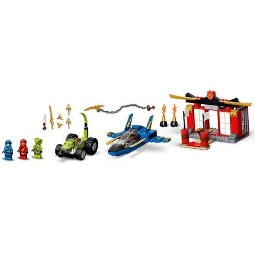 Конструктор LEGO Ninjago Битва штурмовиків (71703)купити