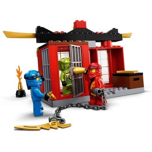 Конструктор LEGO Ninjago Битва штурмовиків (71703)в Україні