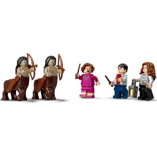 Конструктор LEGO Harry Potter Заборонений ліс Зустріч Амбридж (75967)в Україні